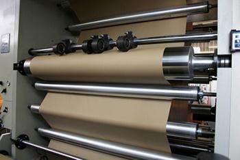 Rouleaux en aluminium