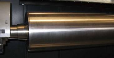 Rouleaux en fibre carbone